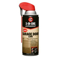 3-in-1 Professional Garage Door Lubricant Aerosol Can