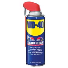 12 oz Smart Straw Spray Lubricant Aerosol Can