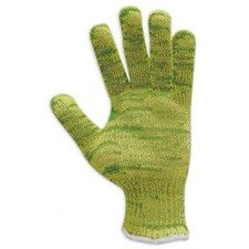 Large Whizard® METALGUARD® Heavy Weight Kevlar®, Stainless Steel And Polyester Cut Resistant Gloves With Reinforcement
