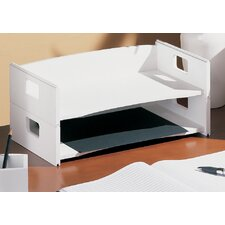 Organize It All Stackable Document Tray