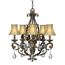 Veranda 5 Light Chandelier