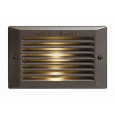 Outdoor Compact Flourescent Deck/Step Light