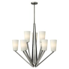 Victory 9 Light Chandelier