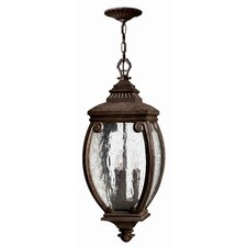 Forum 3 Light Outdoor Hanging Lantern