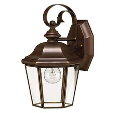 Clifton Park 1 Light Outdoor Wall Lighting