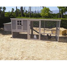 Extreme Hen House Chicken Coop