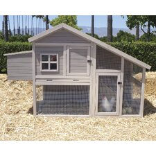 Extreme Cape Cod Chicken Coop