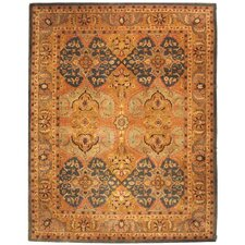 Imperial Gold/Green Rug