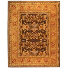 Taj Mahal Brown/Gold Rug