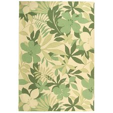 Berkeley Beige/Green Rug