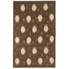 Berkeley Sage Leaves Rug