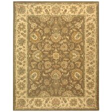 Heritage Brown/Ivory Rug