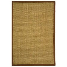 Natural Fiber Natural/Brown Rug