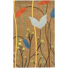 Soho Brown/Multi Grassland Rug