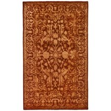 Silk Road Rust Rug
