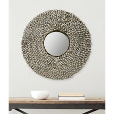 Jeweled Chain Mirror