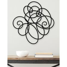 Scroll Décor Wall Art