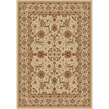 Majesty Creme / Creme Traditional Rug