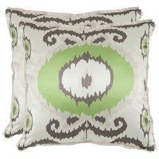 Giselle Polyester Decorative Pillow (Set of 2)