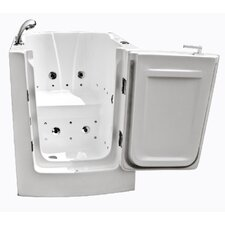 "Durango 38"" x 32"" Walk-In Tub with Whirlpool"