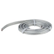 Flexible Feed Cable in Clear