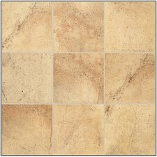 "Sardara 6"" x 6"" Floor Tile in Piazza Gold"