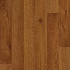 Carrolton Plus 8mm Oak Laminate in Cinnamon Strip