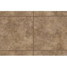 "Bella Rocca 1"" x 6"" Quarter Round in Tuscan Brown"