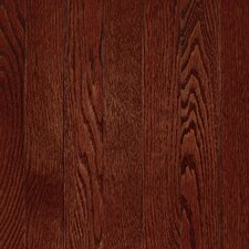 "Lineage Rivermont 2 1/4"" Solid Oak Flooring in Cherry"