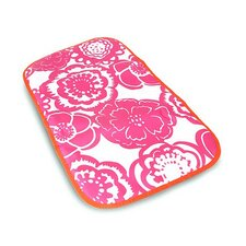 Changing Pad in Fuchsia Blossoms