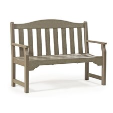 Quest Recycled Plastic Garden Bench