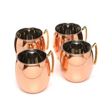 24 oz Moscow Mule Mug (Set of 4)