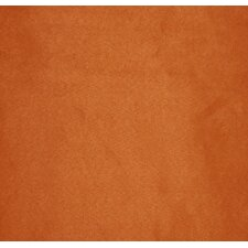 Suede Rust Pillow Sham