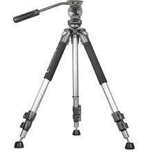 "Professional Tripod, Extendable to 66"", Carrying Case"