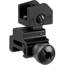 Flip-Up Tactical Rear Sight
