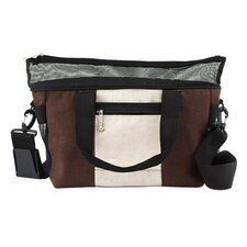 Style Dog Carrier in Hemp Brown