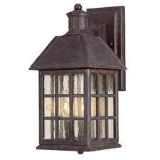 Abbey Outdoor Wall Lantern
