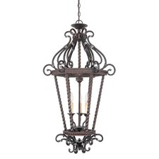 Kensley 3 Light Foyer Pendant