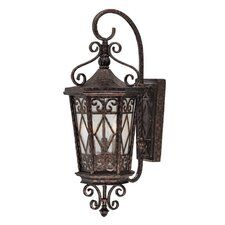 Pierce Paxton 3 Light Outdoor Wall Lantern