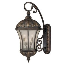 Ponce de Leon 8 Light Outdoor Wall Lantern