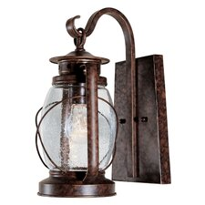 Smith Mountain 1 Light Outdoor Wall Lantern