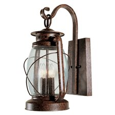 Smith Mountain 4 Light Outdoor Wall Lantern