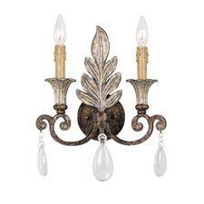 St. Laurence 2 Light Wall Sconce