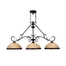 Bourges 3 Light Pendant