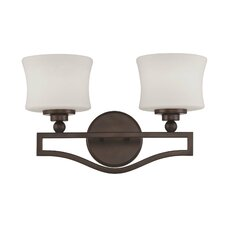 Terrell 2 Light Bath Vanity Light