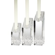 Lismore Essence Candlestick Holders (Set of 3)