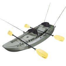 Sport Fisher Kayak in Olive Green