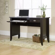 Shoal Creek Computer Desk with Keyboard Tray