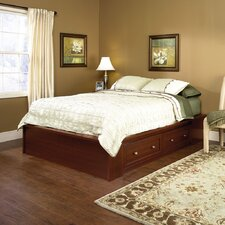 Palladia Queen Storage Platform Bed