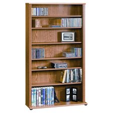 Orchard Hills Multimedia Storage Rack
